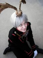 Cosplay: Beansprout by Raenstrife