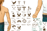 C-J Tattoo Reference Sheet by chiyokins