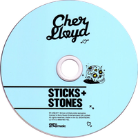 Sticks and Stones - Cher Lloyd by TostadoraMusicPacks