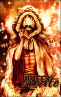 Luffy Poster by maher77