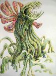 Biollante by Caustic-Substrate