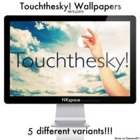 Touchthesky Wallpaper by NKspace