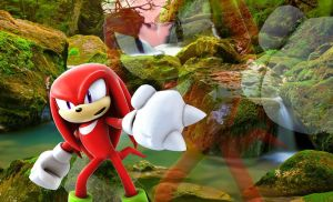 Knuckles The Echidna 0005 by MobiusPlanet