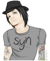 synyster gates by konfusion-with-a-k