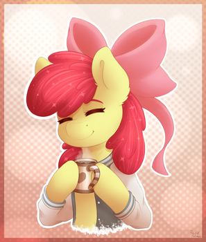 Applebloom by Spirit-Dude