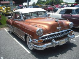 1954 Chevrolet Bel-Air by Shadow55419
