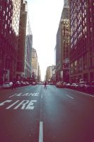 NYC _ Street Life3 by go4music