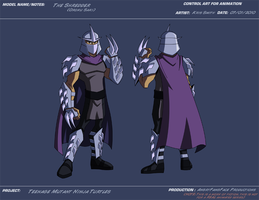 AP The Shredder by KrisSmithDW