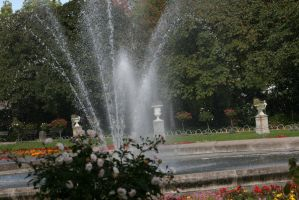 view to fountain 5 by ingeline-art
