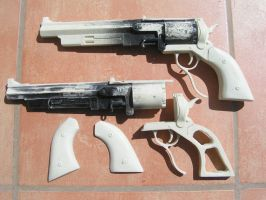 bio shock infinite hand cannon by faustus70