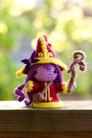 League of Legends - Lulu Amigurumi Doll by Sushumo