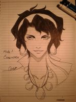 Male! Esmeralda by LirelusCheshire