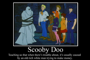 Scooby Doo Demotivator by Party9999999