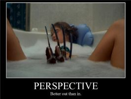Perspective Demotivational Poster by scarehuman