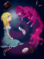 her name is alice by RokkSardelle