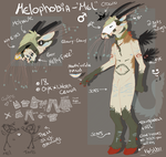 Melophobia - Ref - Fall 2014 by Woopywulf