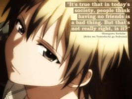 Anime Quote #258 by Anime-Quotes