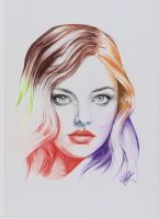 Amanda Seyfried by P3DRU