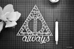 repost 'after all this time?' 'always' by KiaSuee
