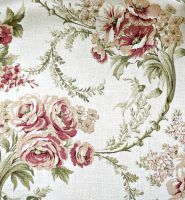 Flower Fabric Vampstock r by VAMPSTOCK