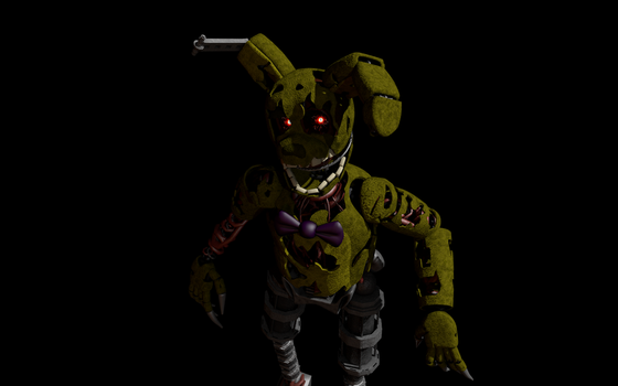 AI Springtrap   ThrPuppet by PuppetProductions