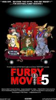 Furry Movie 5 by wolfjedisamuel