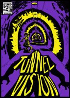 Tunnel Vision cover by TheNoirGuy