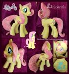 + Commission: Fluttershy + by Unicornia-Workshop