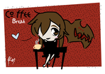 coffe break by Lain444