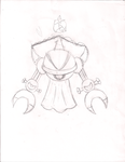 My Idea for Mega Magnezone by ICB-Penguin