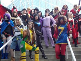 AX2014 - Marvel/DC Gathering: 069 by ARp-Photography
