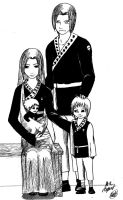Request: Uchiha Family outline by Itachi-girl214