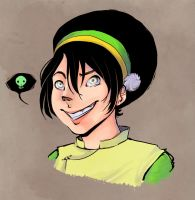 Toph...sounds like tough by gooseberry007