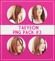Taeyeon PNG Pack #3 by AlleakiMikaela