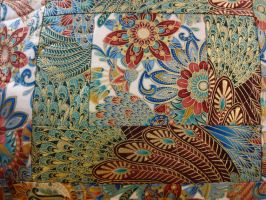 Colorful Fabric Stock by Ox3ArtStock