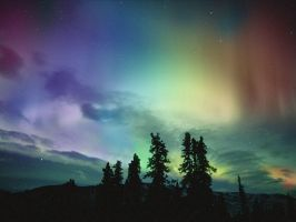 Northern Lights by Sachiko16