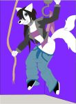 Ivelese Pulley Wedgied - Vector by Dark-Fox-666