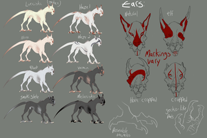 Hellhounds: Felhounds by boarbarian