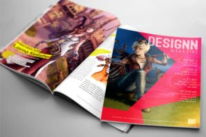 Designn Magazine Six by UJz