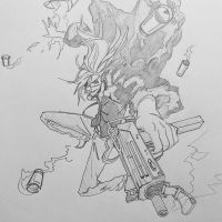 Dogs Bullets And Carnage Badou by bangboss45