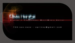 BusinessCard3 by LadySarena