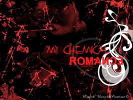""" My Chemical Romance "" by Punkbiarcchh"