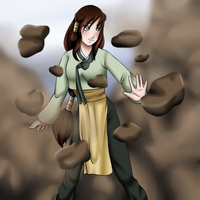 Ruan Beifong by Bibi-Books