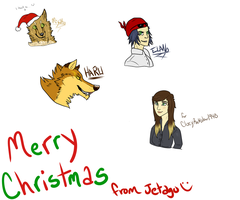 Requests~ Merry Christmas! by Jetago