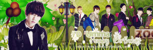 [Cover Zing] Happy B-day 4D Umma by YongYoMin