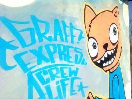 Graff Expres Crew 4 life by ShinodaGE
