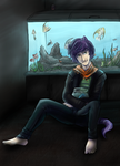 Fish Are Friends by Vaheoke