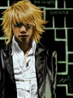 Shinya Dir en Grey by CodenameParanormal