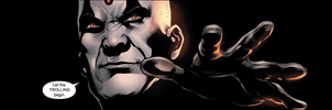 Troll Chi is in MKX Comic Book! by TialasBetruger