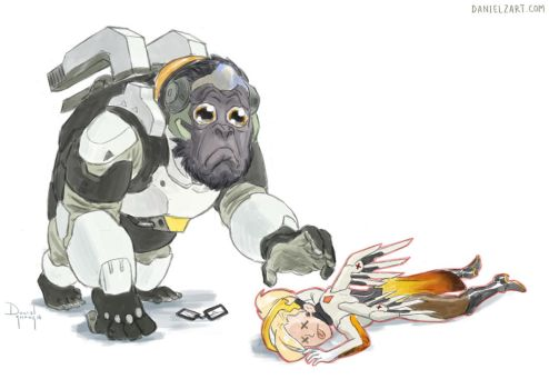 As a Winston Player Its My Job But by HunterKi11er
